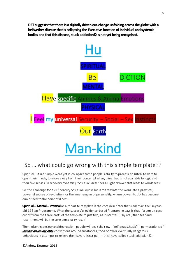 Executive Function Not Panacea For >> Universal Instincts The Hu Man Healing